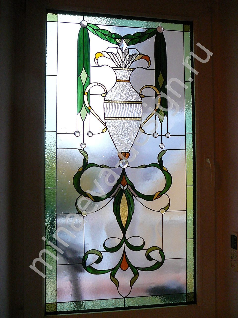 Stained glass windows - 23