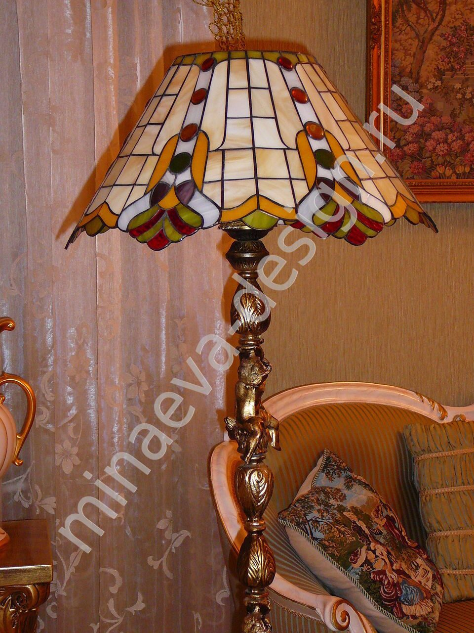 Tiffany lamps - L29