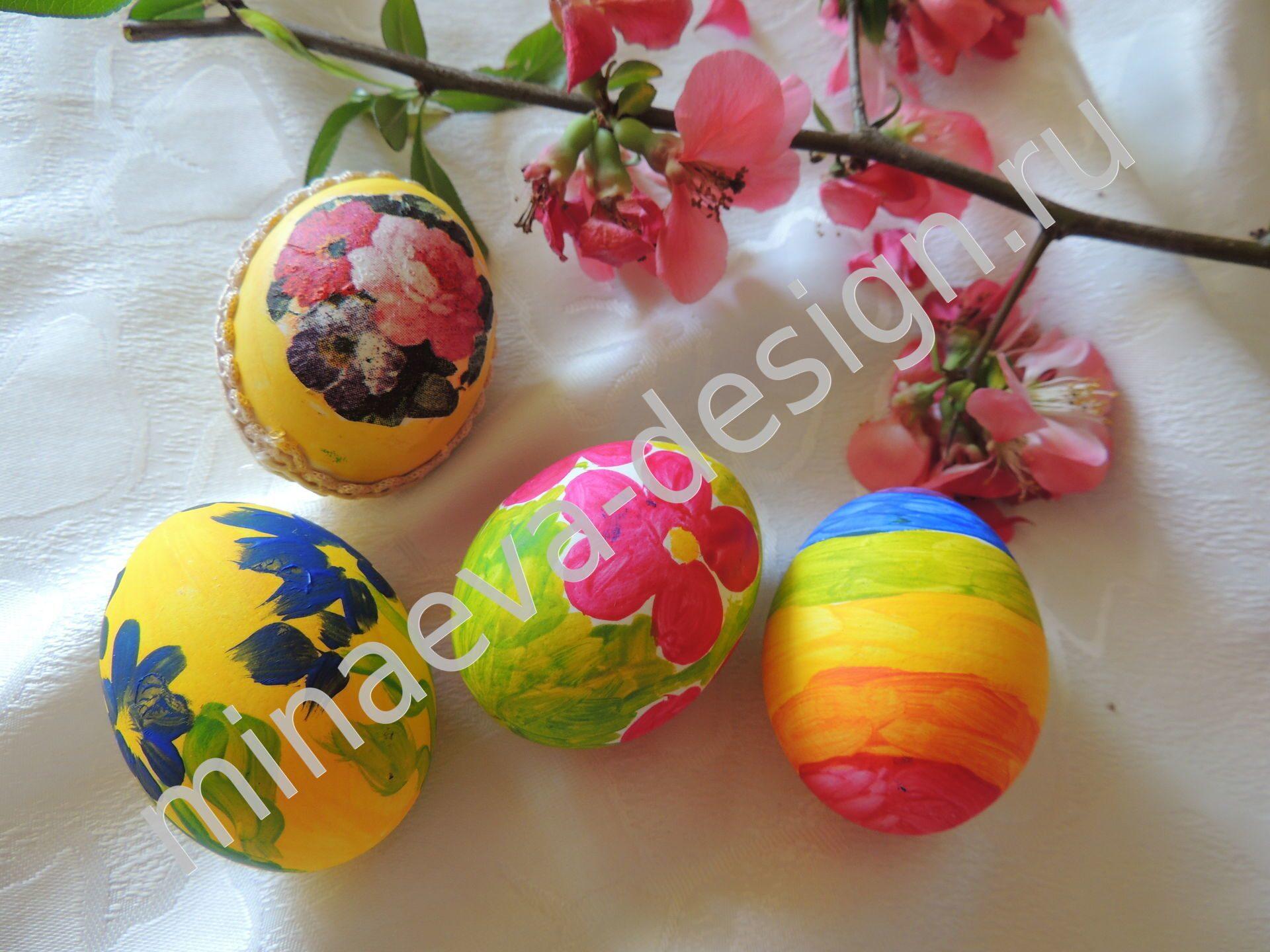 Поделка пасхальное яйцо своими руками ребенку в детский сад 60