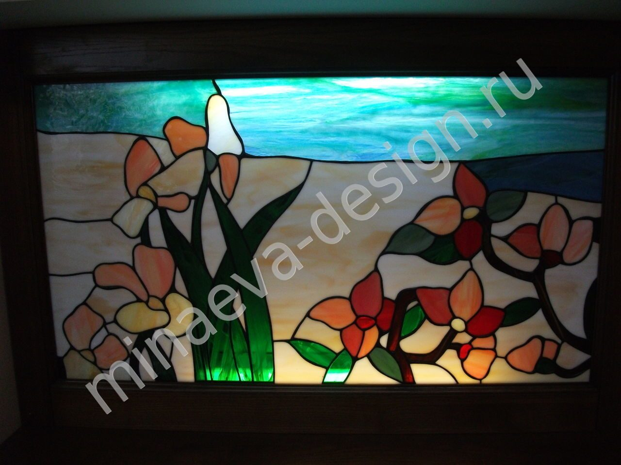 Stained glass windows - 131