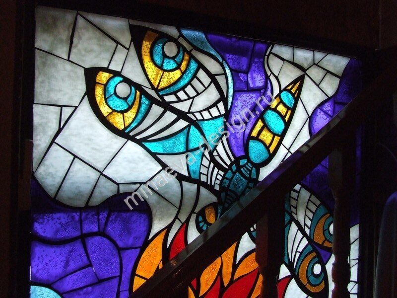 Stained glass - 97